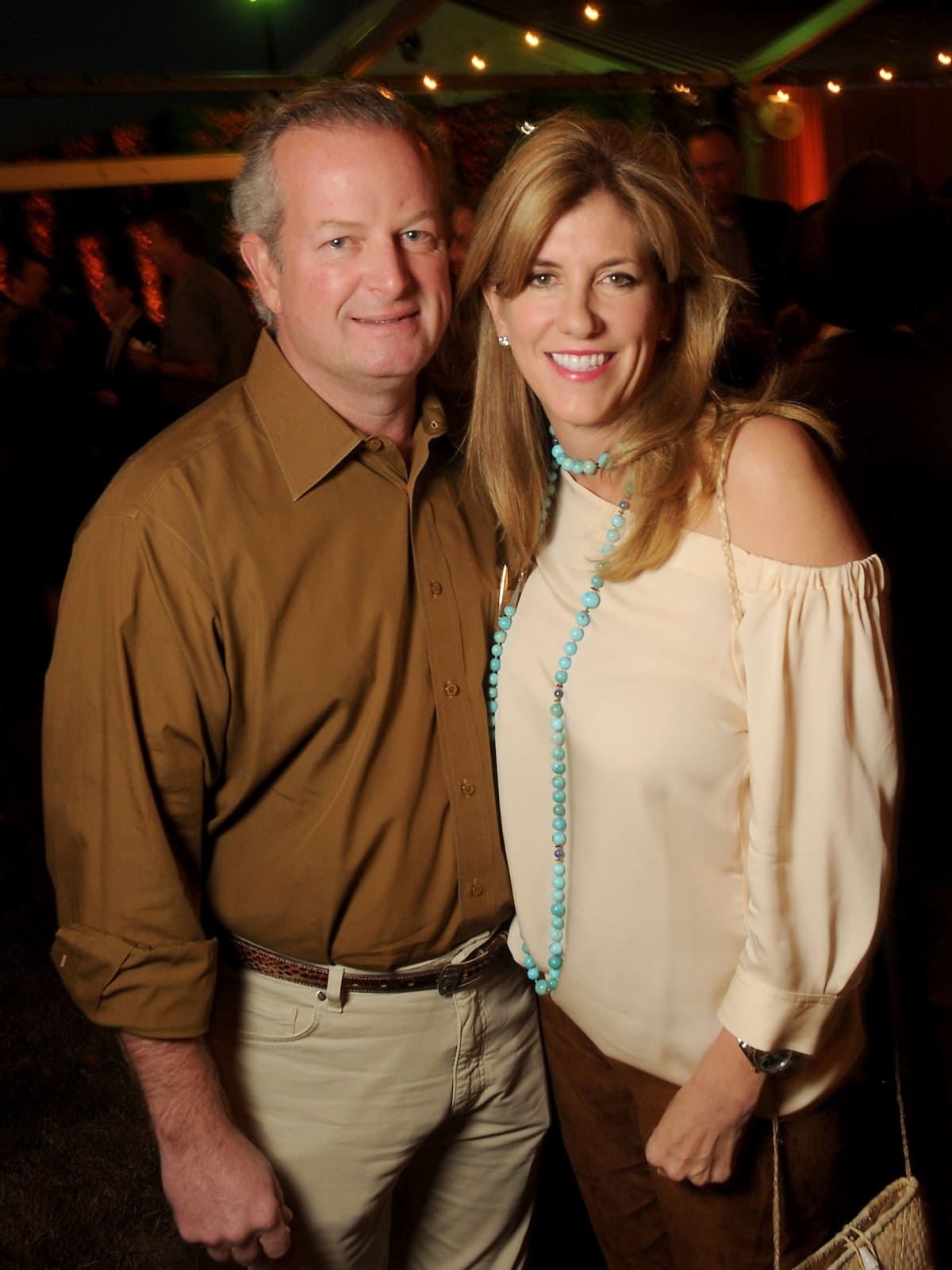 Sissy and Grady Roberts at Nature Conservancy Gala