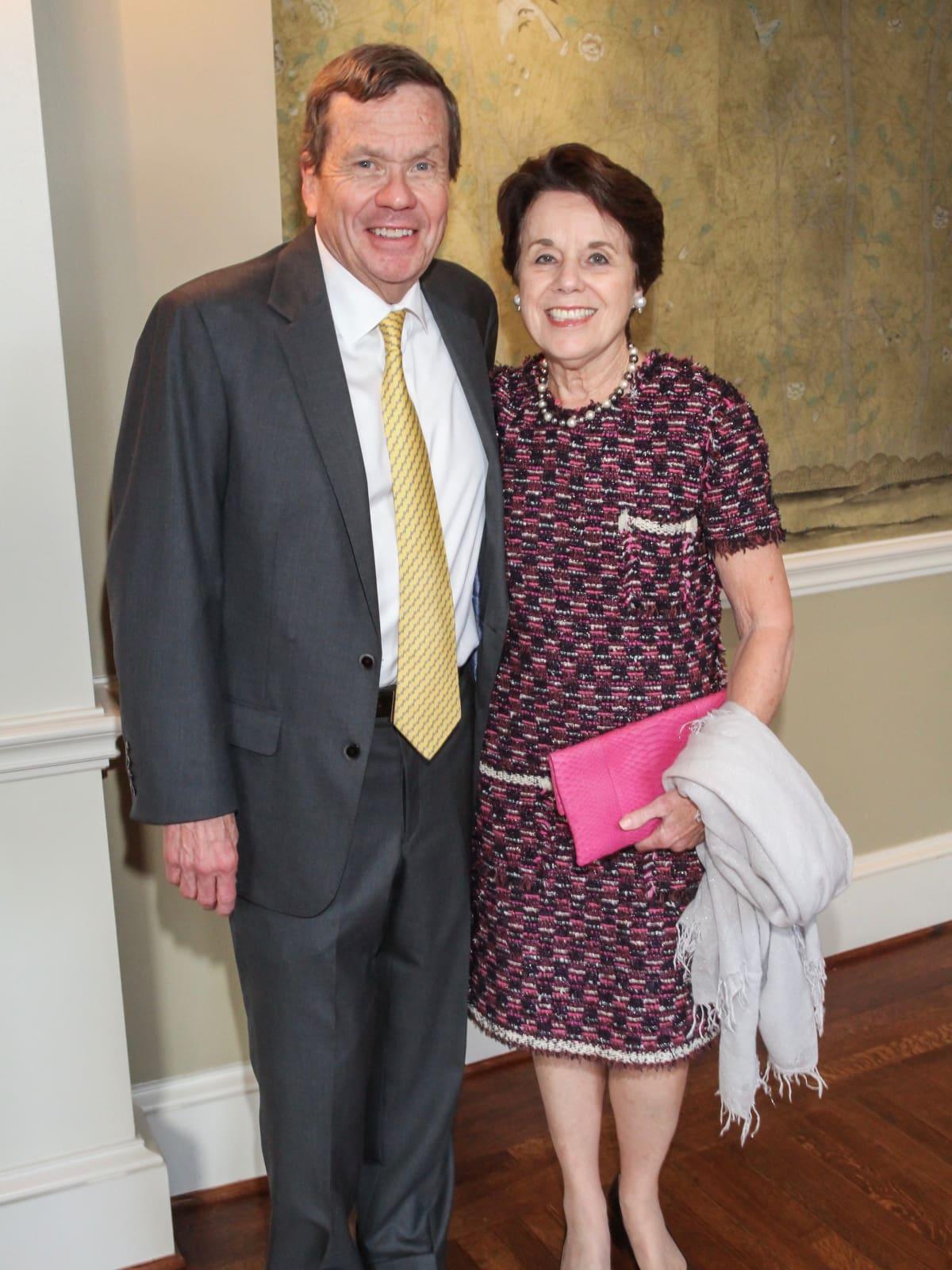 Jubilee of Caring/Richard and Ginni Mithoff