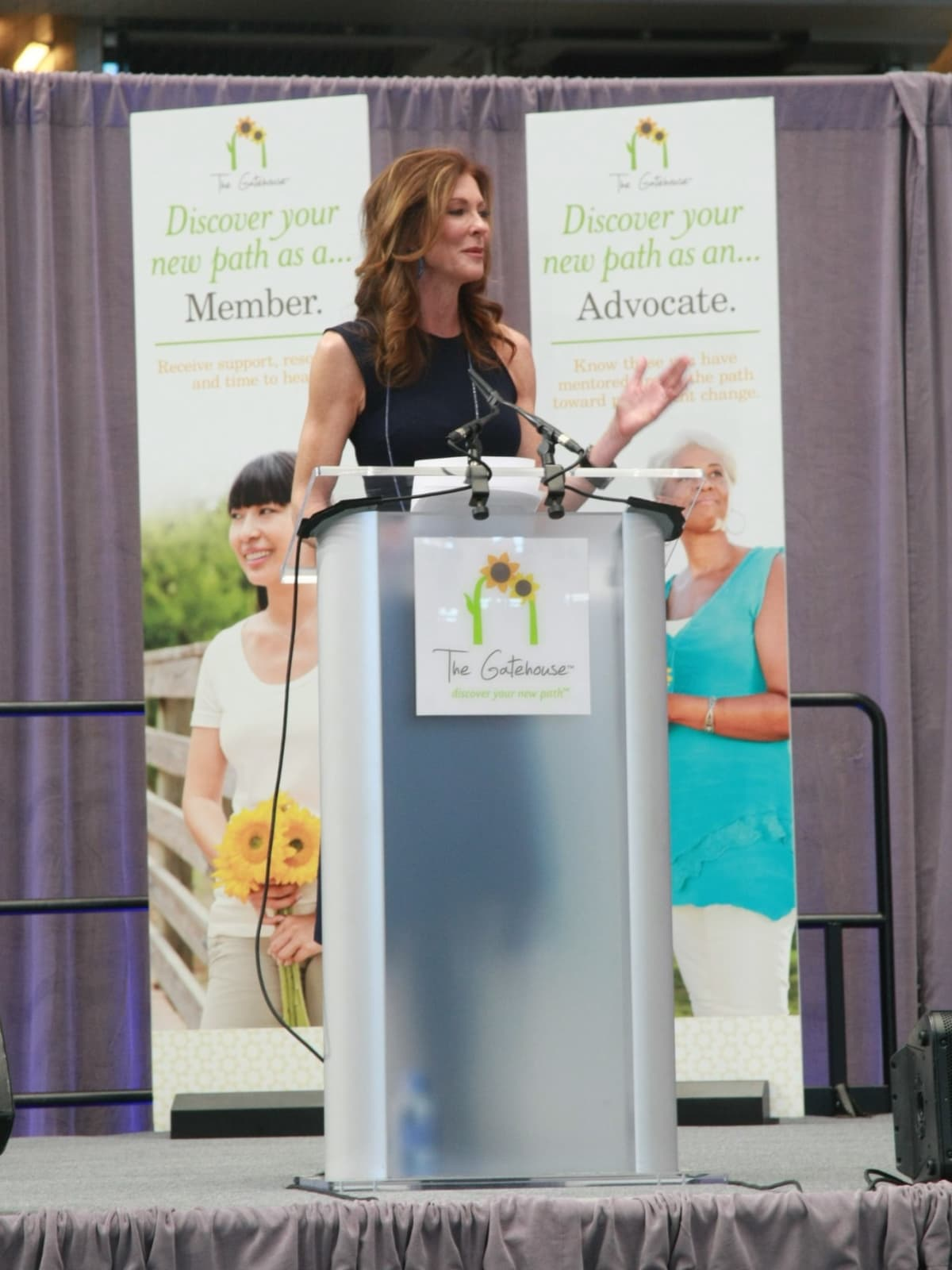 Get in the Game, Charlotte Jones Anderson
