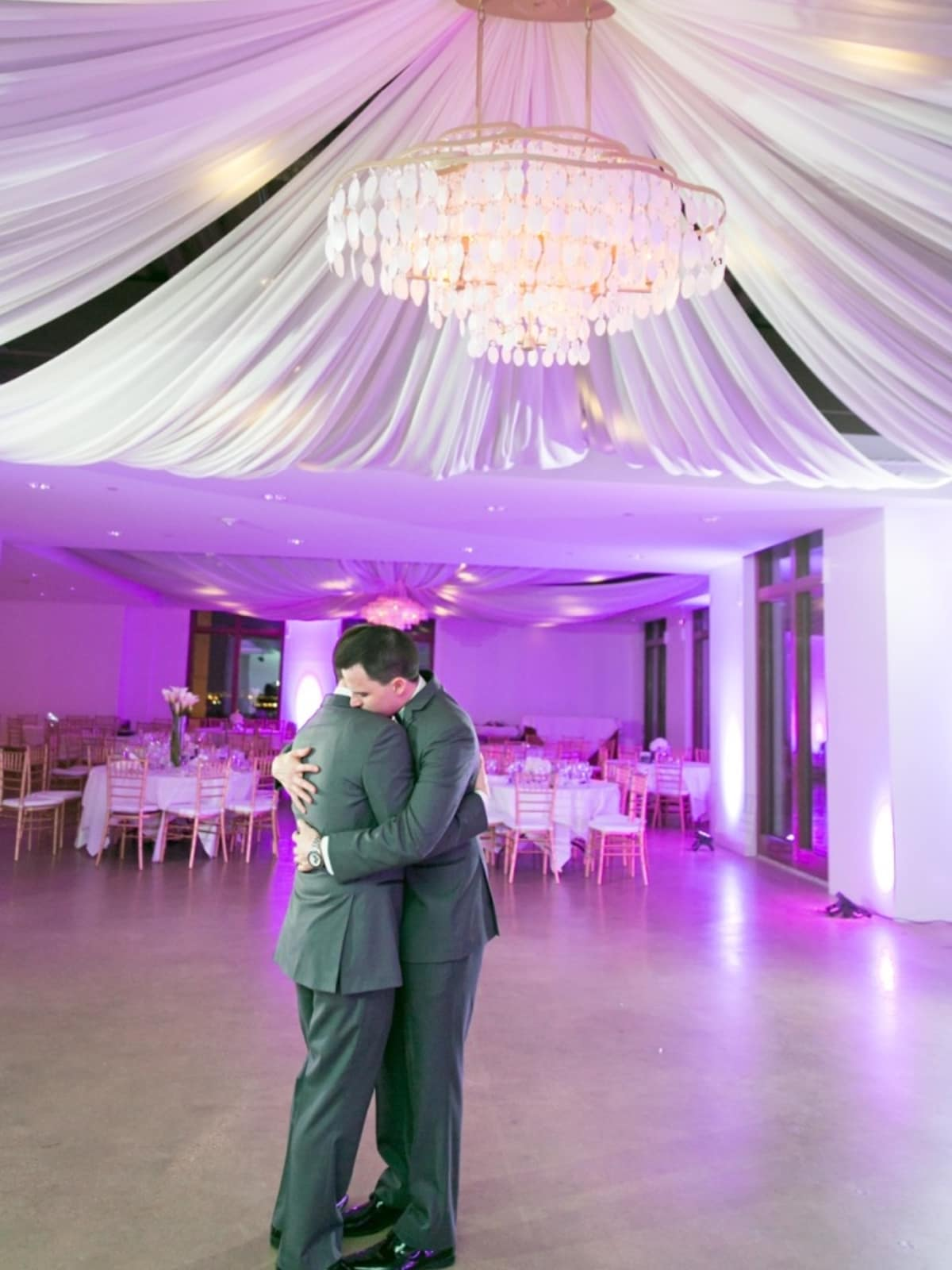 Upshaw wedding, dance
