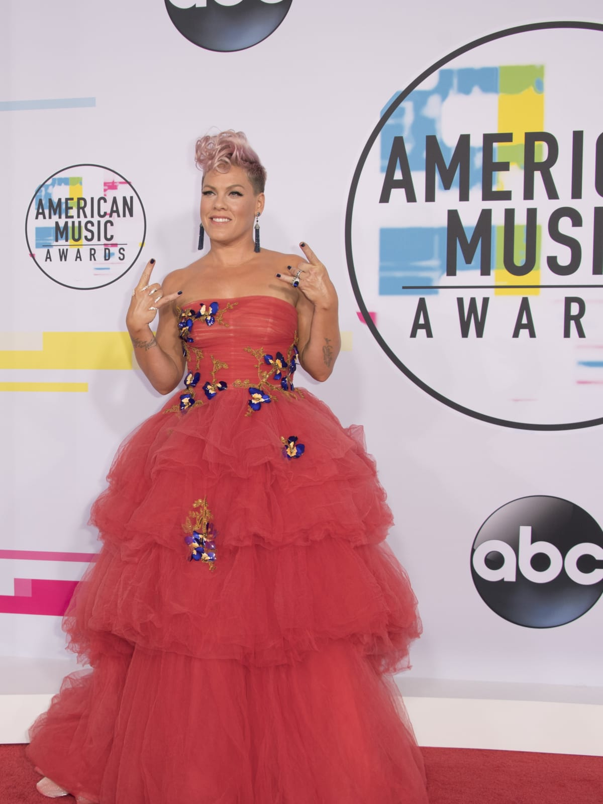 American Music Awards Pink