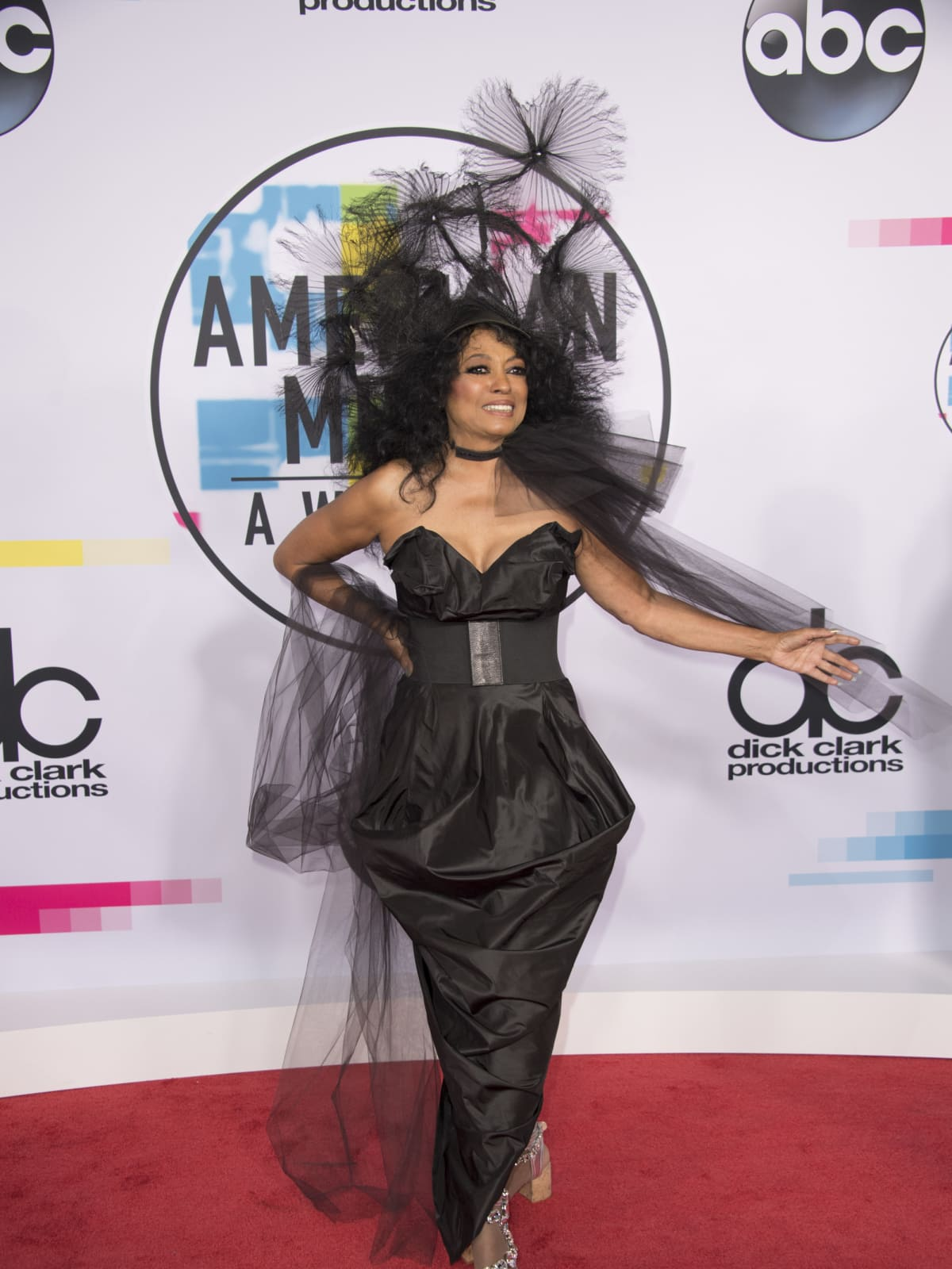 American Music Awards Diana Ross