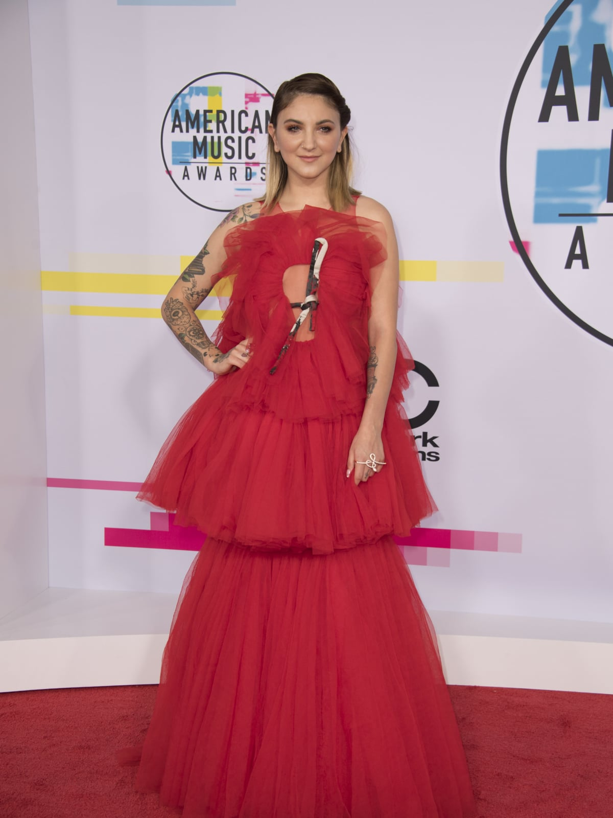 American Music Awards Julia Michaels