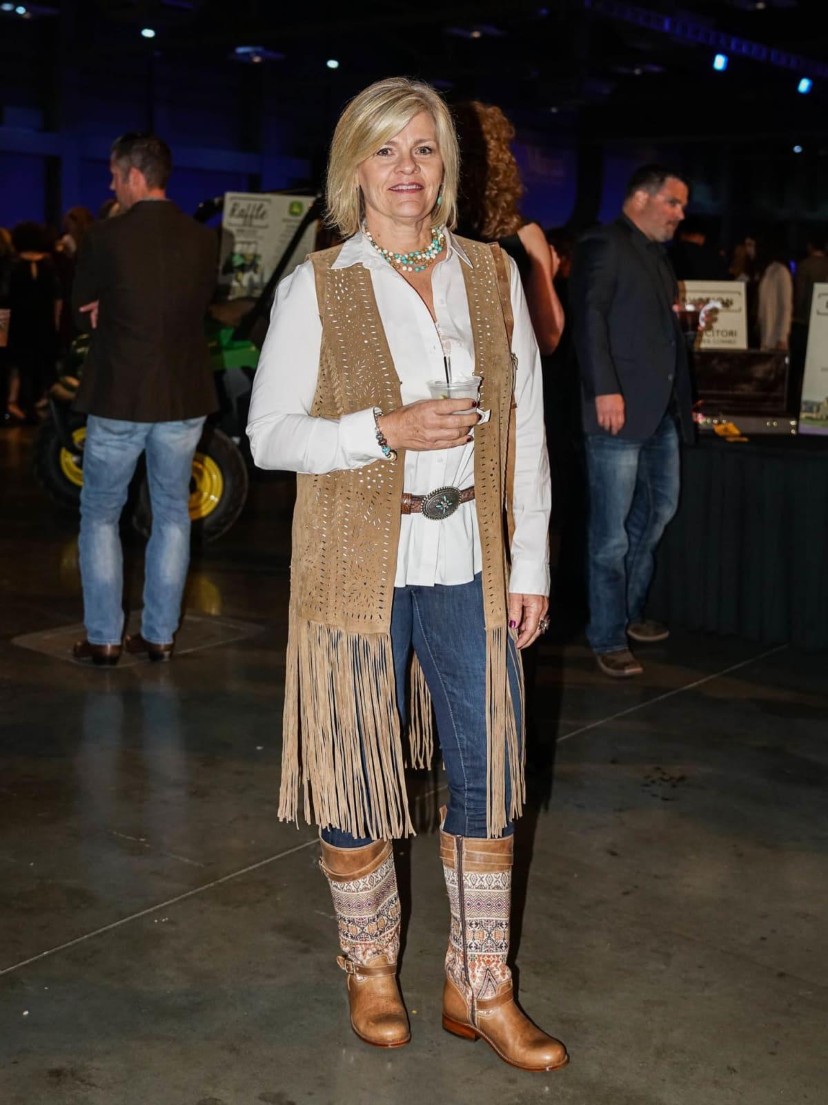 Austin Rodeo Gala 2018 Fashion Denise Henley