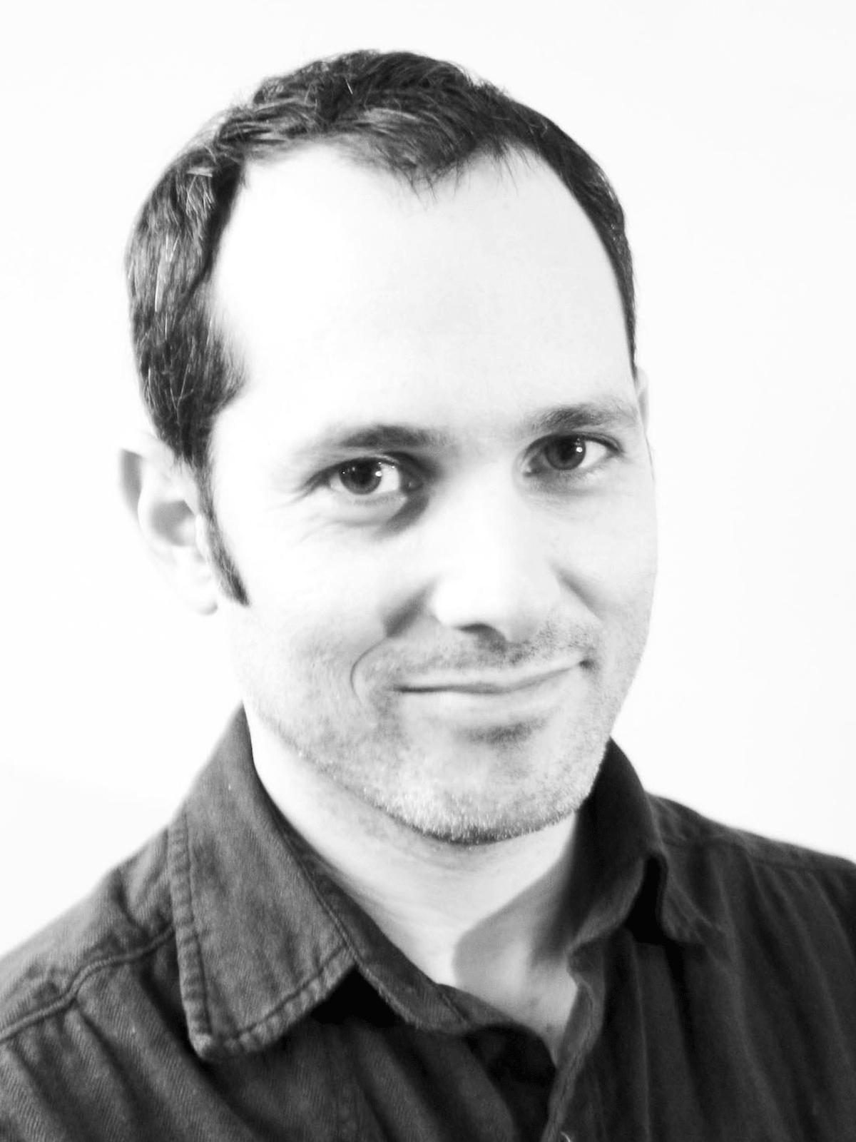 News_Douglas Newman_new head shot_Jan. 2010_black and white