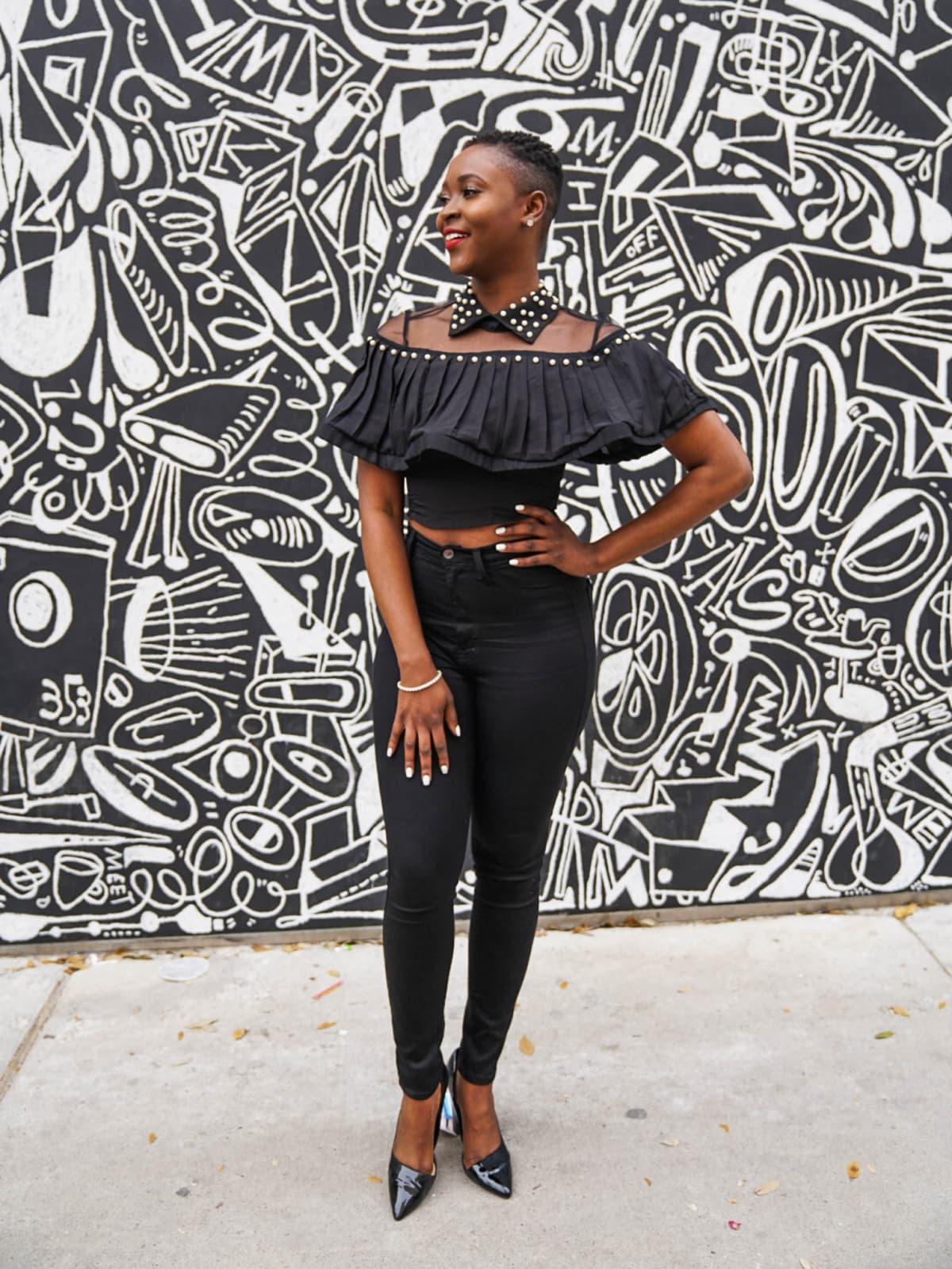 SXSW Street Style 2018 Brenda Orelus