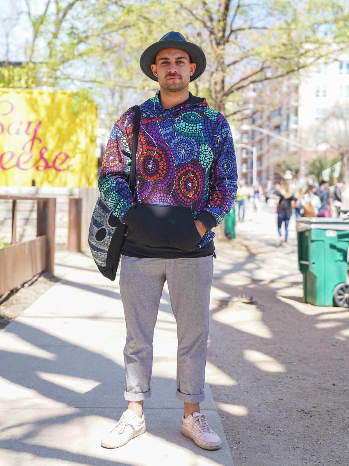 SXSW Street Style 2018 Ben Abbatangelo
