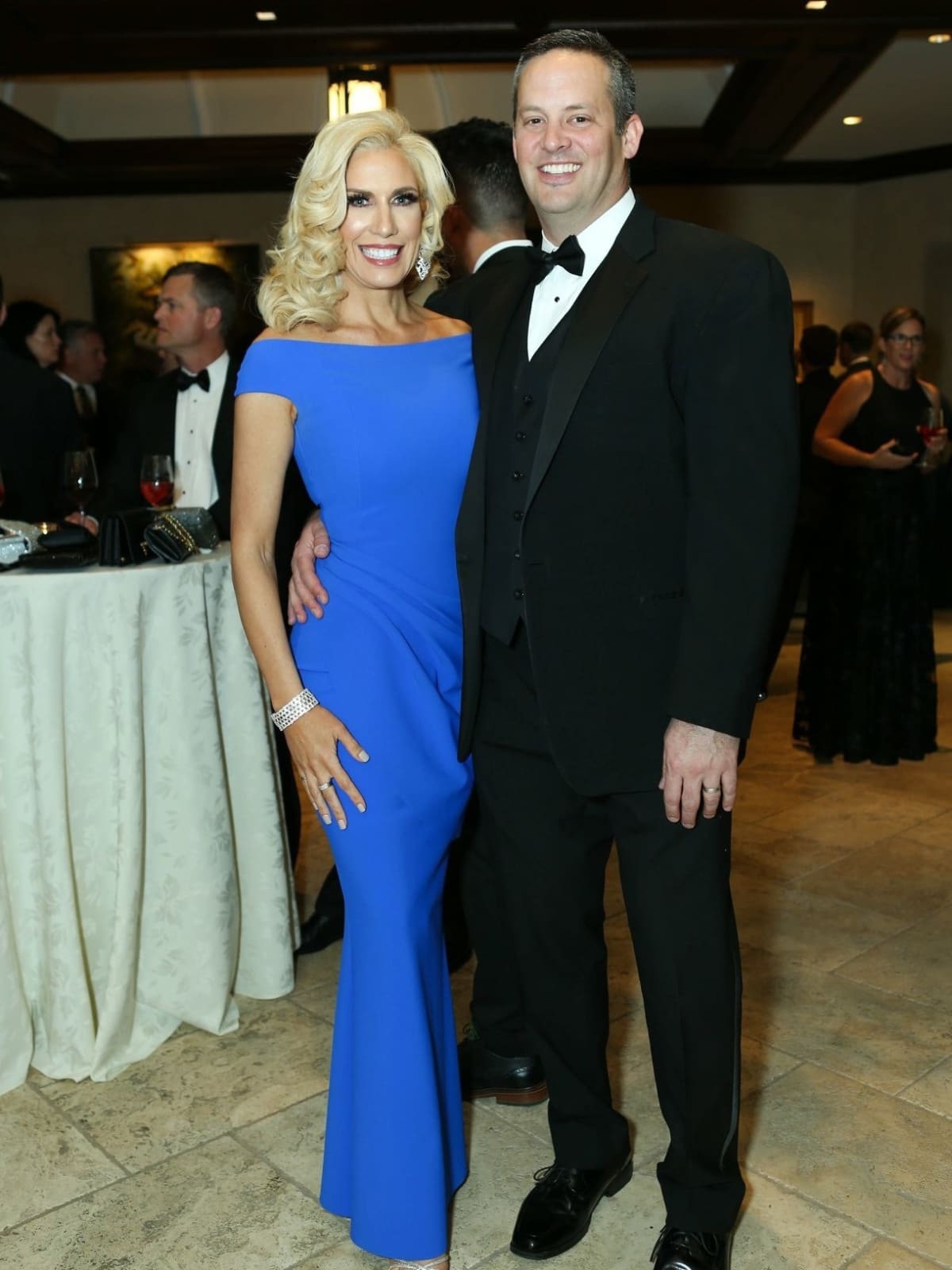 Fashion Stars for a Cause 2018, Pennie and Alan Marshall