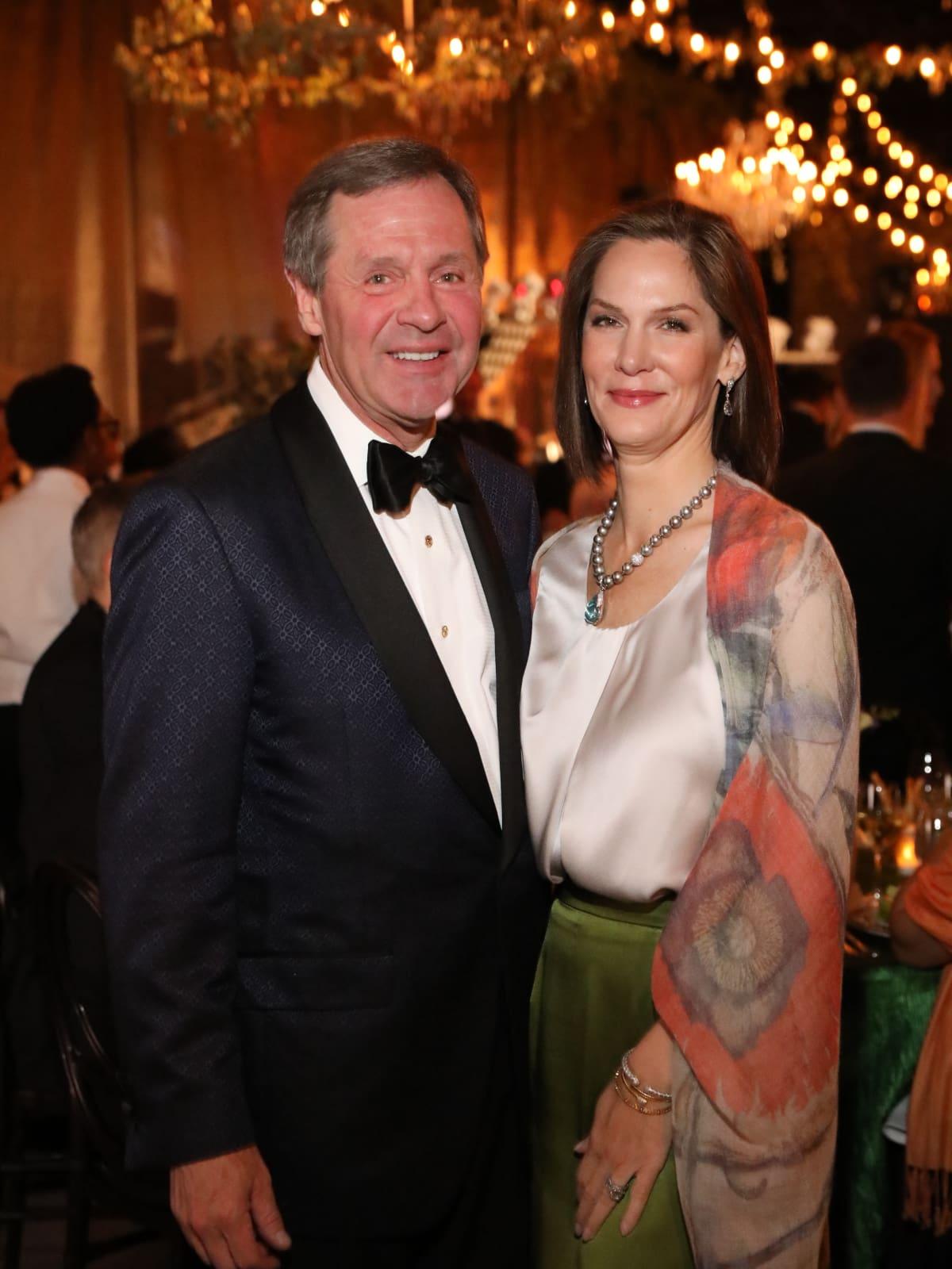 Paul and Katherine Murphy