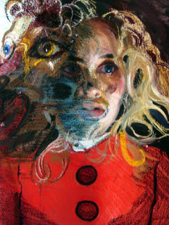 Natalie Frank Brothers Grimm All Fur III 2011-14 Blanton Museum