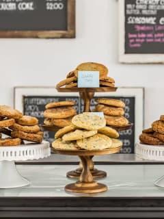 Fluff Bake Bar cookies