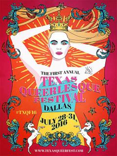 2016 Texas Queerlesque Festival