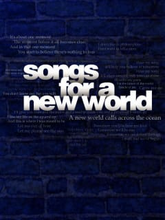 Oh Dragon Theatre Company presents Songs For A New World