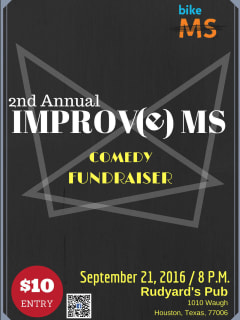 2nd Annual Improv(e) MS Charity Show
