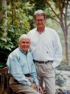 Jack Evans and George Harris