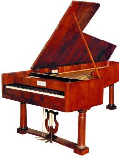 Conrad Graf piano