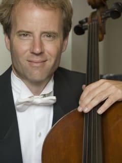 Fred Edelen, cellist