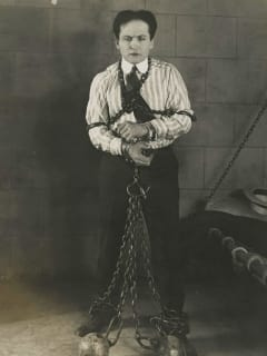 Harry Ransom Center presents Film Screeing: The Grim Game (1919)