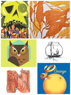 Link & Pin Gallery presents Merry Printmas 2016
