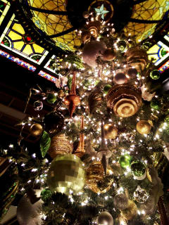 The Driskill Grill presents Tree Lighting