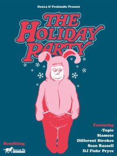 Do214 and Prekindle present The Holiday Party