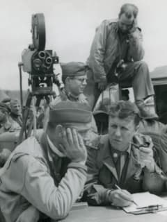 Dallas Holocaust Museum/Center for Education and Tolerance presents Filming the Camps: From Hollywood to Nuremberg