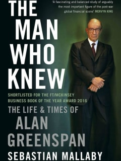 World Affairs Council Dallas Fort Worth presents The Man Who Knew: The Life and Times of Alan Greenspan