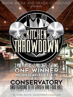 Kitchen Throwdown