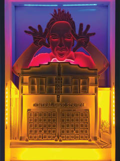Mary Tomas Gallery presents Fred Villanueva and Chris Lattanzio: Process + Light