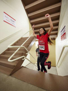 American Lung Association presents Fight For Air Climb