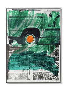 Galerie Frank Elbaz presents Paris Texas