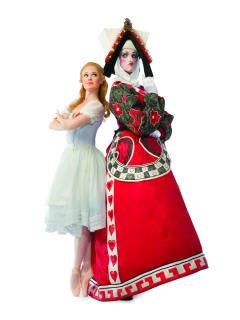 Texas Ballet Theater presents Alice in Wonderland