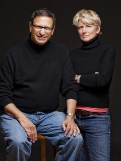 David Doubilet and Jennifer Hayes