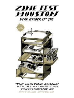 Zine Fest Houston 2015
