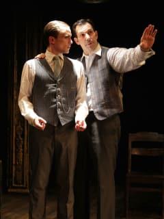 Will Bradley (L) and Robert Mammana (R) The Twentieth-Century Way