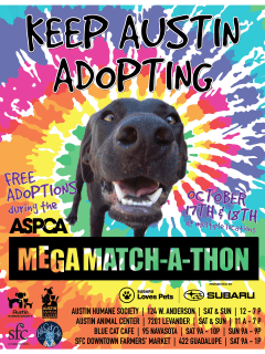 ASPCA Mega Match-a-thon Presented by Subaru