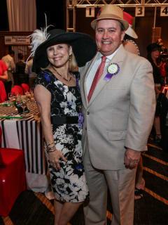 Judy and Chris Simon