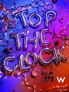 Stop The Clock New Year's Eve Party