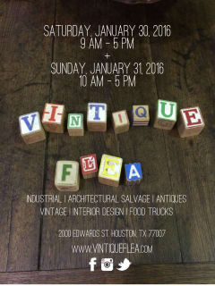 Vintique Flea: Winter Edition