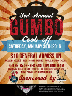 Phoenix on Westheimer / Da Creole Krew & Phoenix OW Gumbo Cookoff 2016