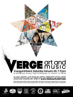 VERGE Art & Music