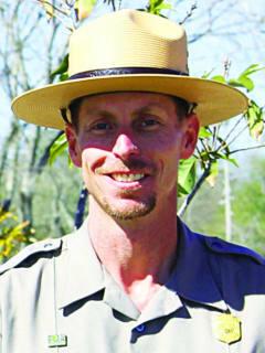 Ranger Josh Stringer