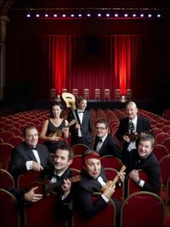 ensemble of Ukulele Orchestra of Great Britain