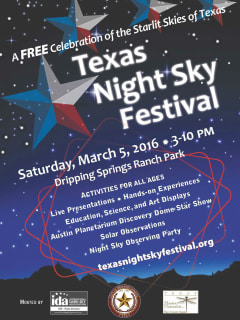Texas Night Sky Festival
