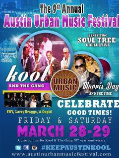 poster for Urban Music Festival 2014