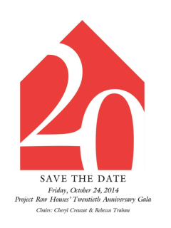 Project Row Houses' 20th Anniversary Gala