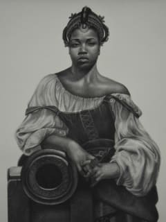 Hooks-Epstein Galleries presents Kingsley Onyeiwu: From East Nigeria: 19th Century A.D.