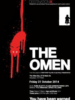 The Omen Halloween Entertainment