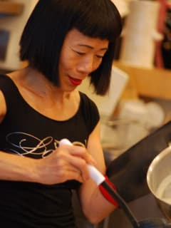 """Cooking class: """"Japanese Cooking, Simplified with Hiroko Shimbo"""""""