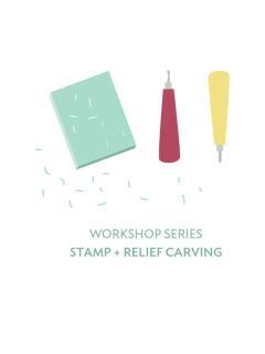 Myth & Symbol Workshop: Stamp and Relief Printing